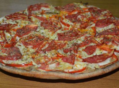 Veganska pica