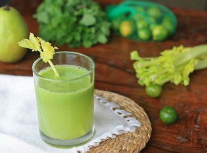Osvežavajući sok za čišćenje kože