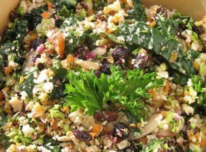 Detoks salata (bez glutena)