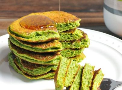 Zelene palačinke (bez glutena)