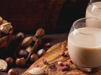 Mleko od lešnika
