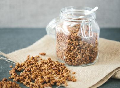 Začinska granola
